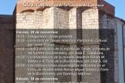 II JORNADAS CASTILLOS DE TERUEL 29-30 NOVIEMBRE 2019
