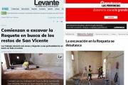 """SOMOS NOTICIA EN """"LEVANTE"""" Y EN """"LAS PROVINCIAS"""""""